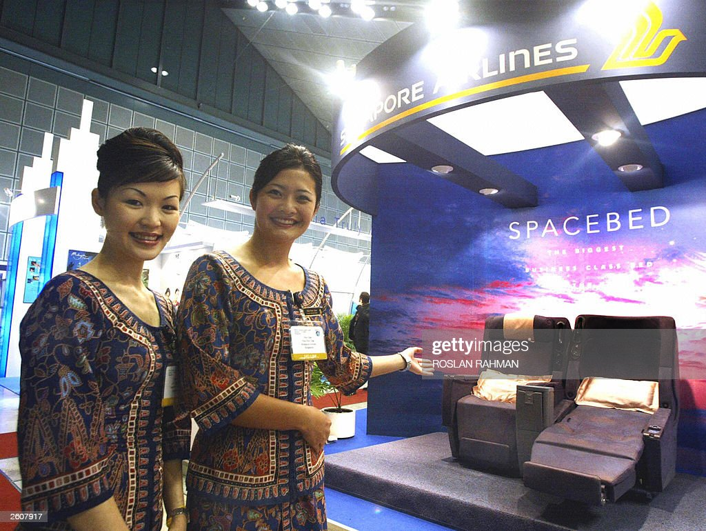 Image result for space bed singapore airlines