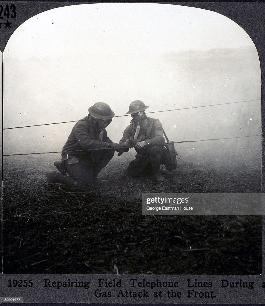 chemical warfare germanys chlorine attack at ypres The use of poison gas in world war i this widespread use of these agents of chemical warfare in the first combined chlorine/phosgene attack by germany.