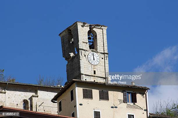 Two strong tremors have struck again in the central Italy An earthquake of 59 has destroyed the history and art in tourist Visso city which is...