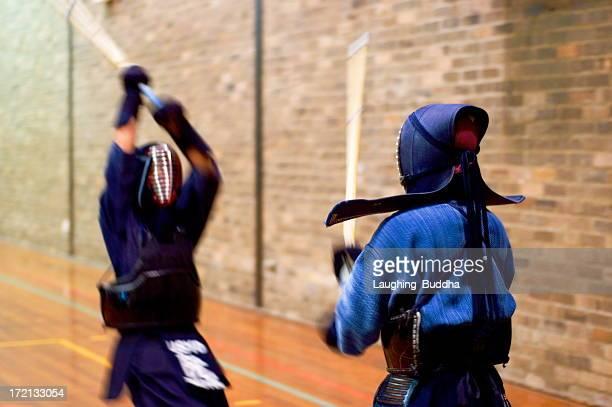 大学レベルを進めるべく剣道のトレーニング