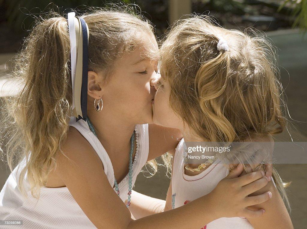 Lesbian Kissings 20