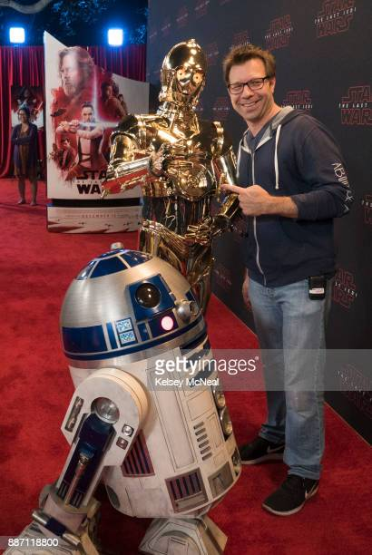 SPEECHLESS 'STSTAR WWARS WARS' Two tickets to the premiere of Star Wars The Last Jedi promise a glorious night for JJ and Ray until JJs pulled to the...