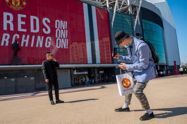 GBR: Media Reaction Outside Manchester Soccer Clubs Following European Breakaway League Proposal