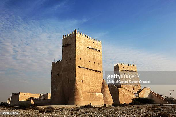 Two Towers of Barzan
