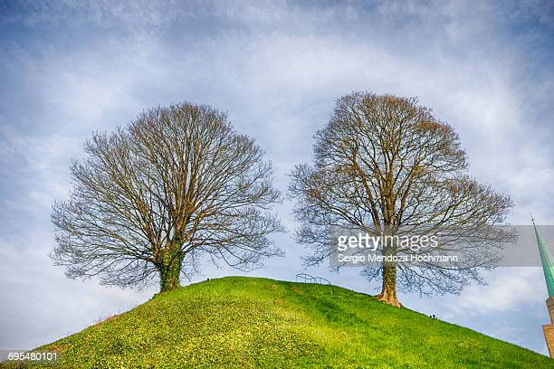 Two Tree Hill in Oxford Castle - Oxford, England