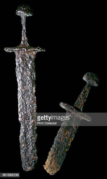 Two Viking period swords from York