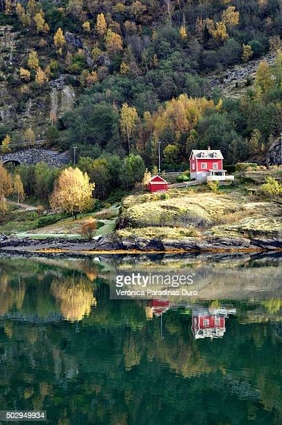 Two villages (reflections)