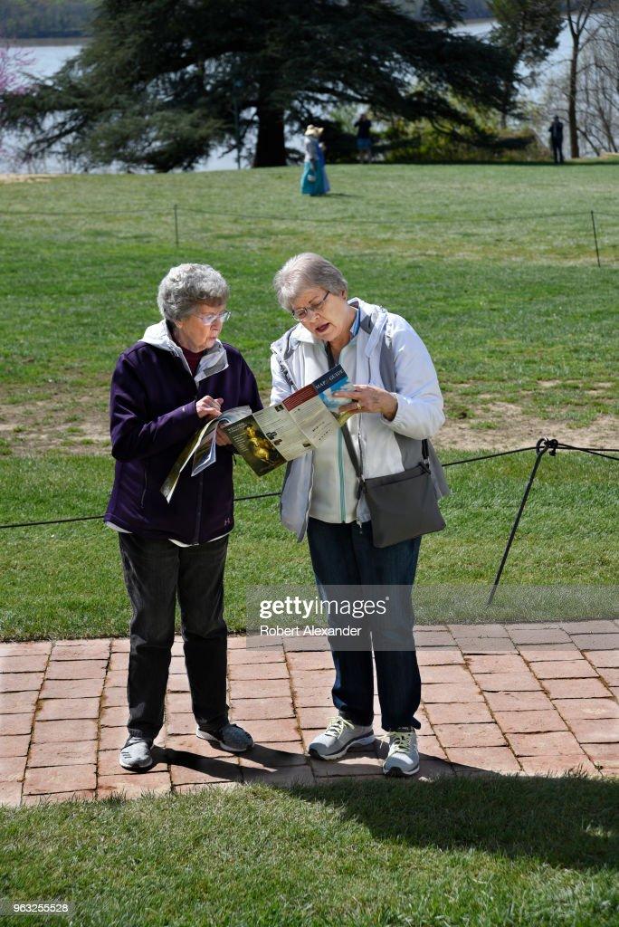 Mount Vernon Scenics : News Photo