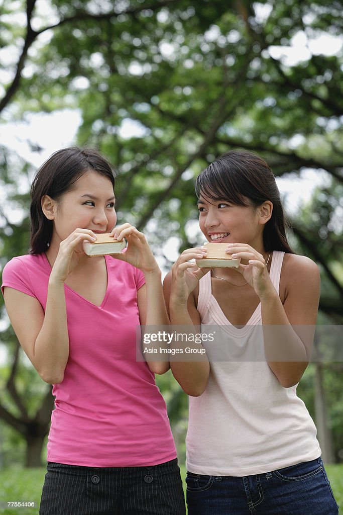 Women Eating Each Other