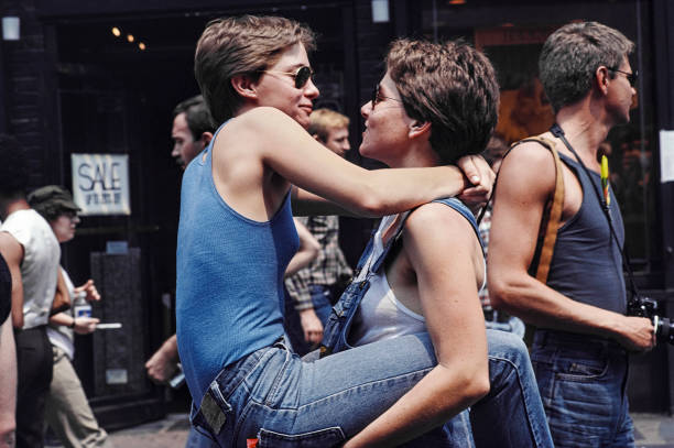 UNS: Strength In Crisis - the LGBTQ+ movement in the 80s/90s