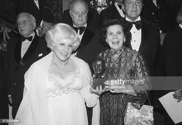 Two women from Dallas, Texas, Mary Kay Ash , chairman of the board of Mary Kay Cosmetics, Inc., and Mary C. Crowley, founder and president of Home...
