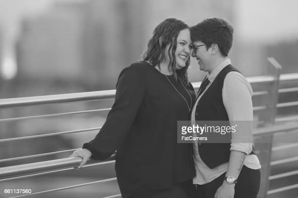 Zwei Frauen in love