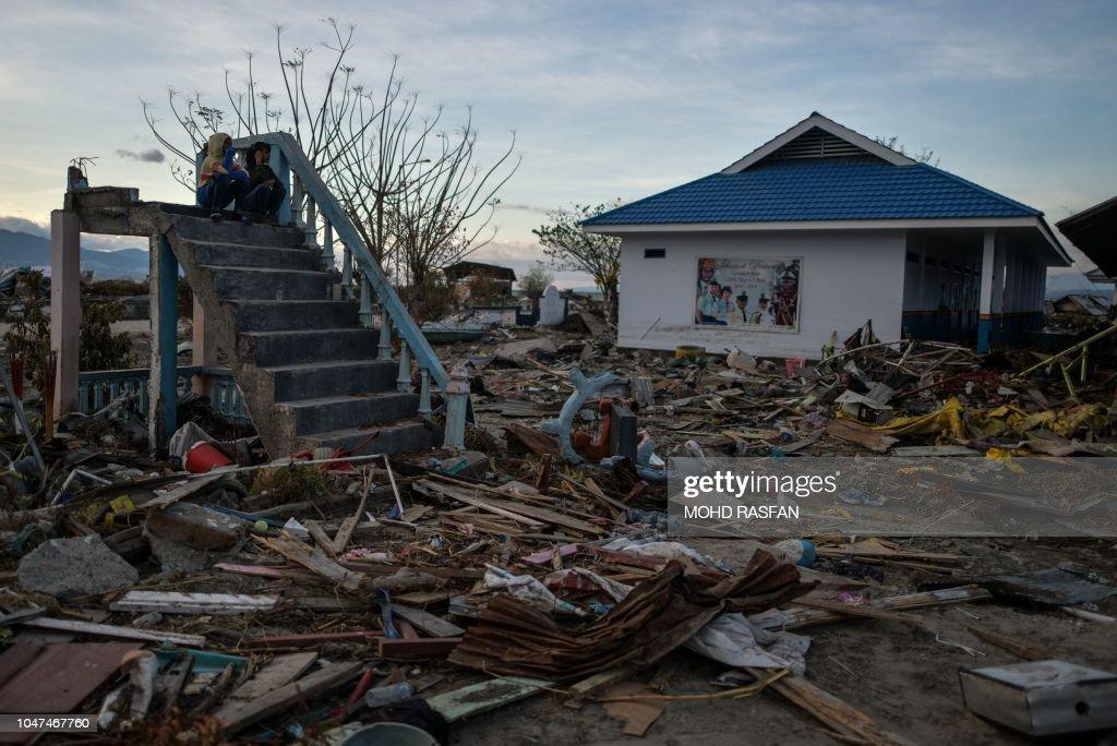 INDONESIA-QUAKE : News Photo