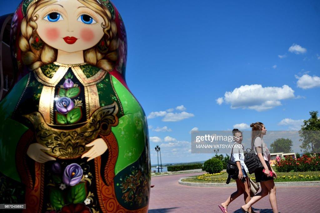 Volga women