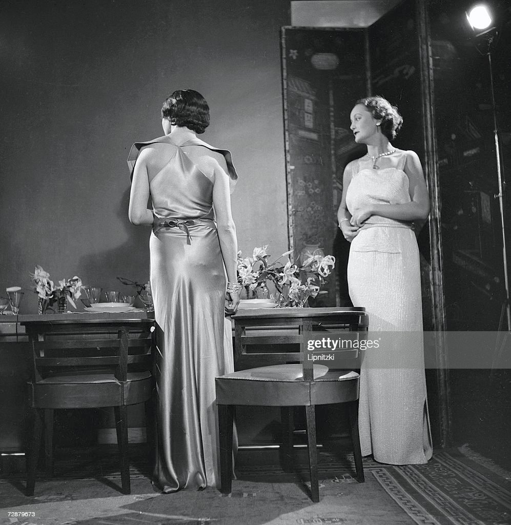 Jeanne Lanvin Fashion Photography By Lipnitzki Pictures | Getty Images