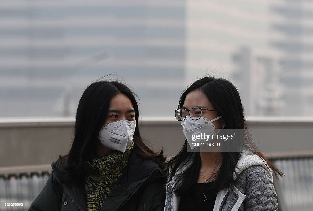 CHINA-POLLUTION : Nachrichtenfoto