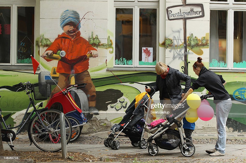 Germany To Face Shortage Of Child Day Care Centers : Nachrichtenfoto