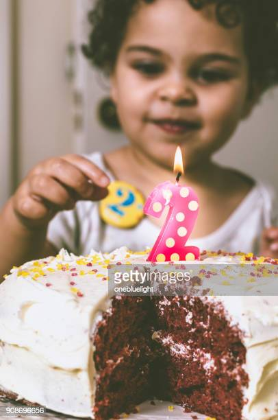 PEOPLE: Two Years Old Birthday Girl