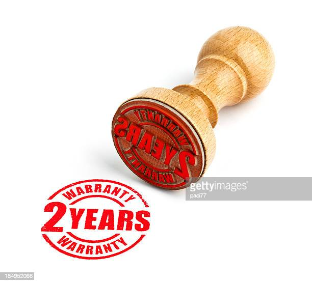 two years warranty - 2 3 years stock pictures, royalty-free photos & images