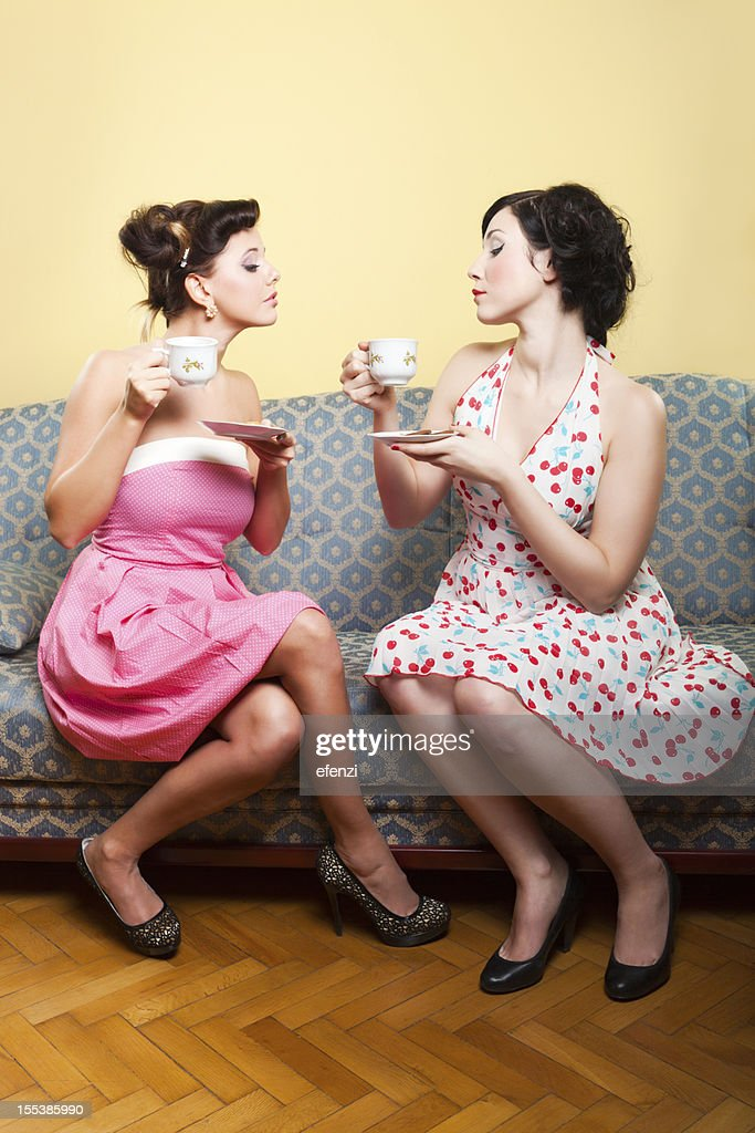 drinking coffee young 1920s royalty gettyimages