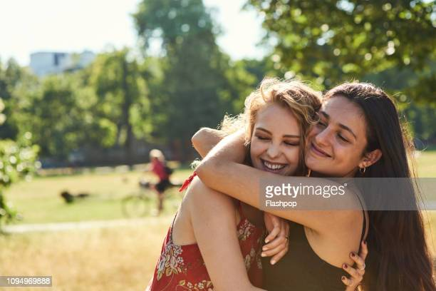 369,327 Two People Hugging Photos and Premium High Res Pictures - Getty  Images