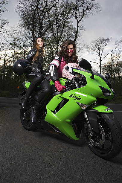 Women And Bikes Pictures Getty Images