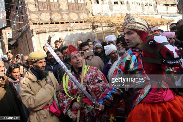 A twodaylong winter festival showcasing traditional artworks and cuisines of the Kashmir Valley began in Pahalgam on Saturday Wooden and paper...