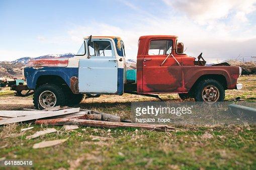 Two-headed Truck