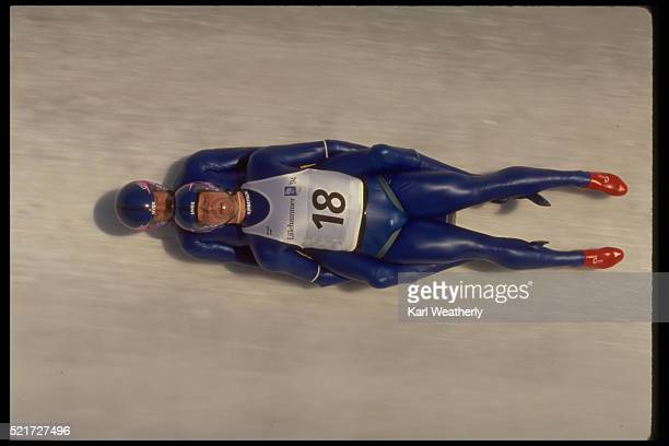Two-Man Luge Team