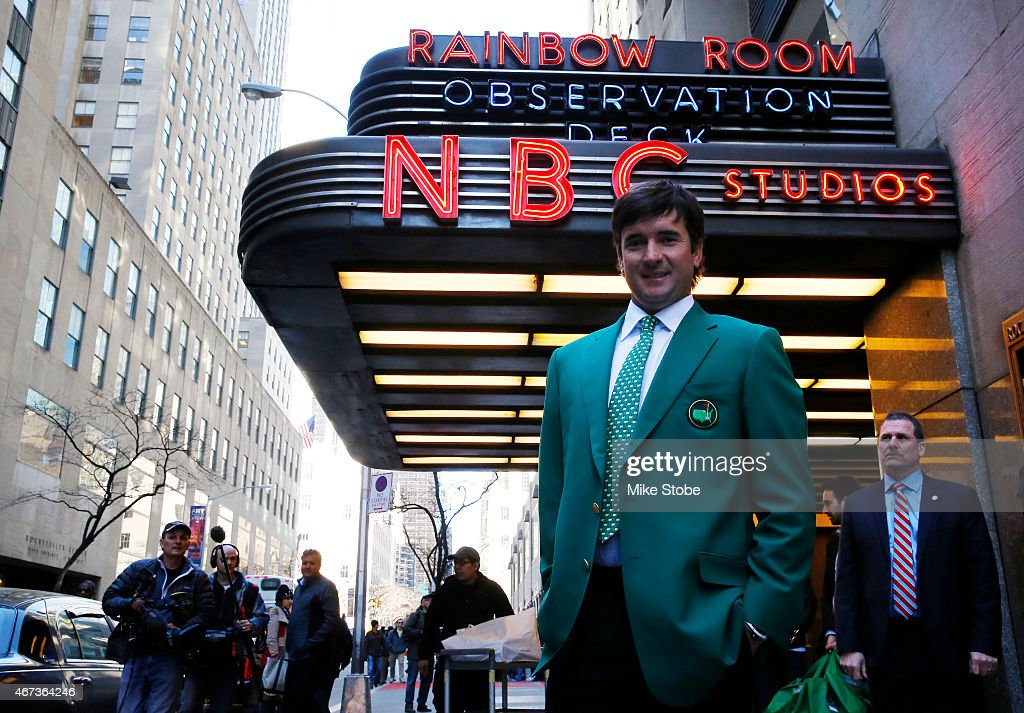 Drive, Chip and Putt NYC Tour : News Photo