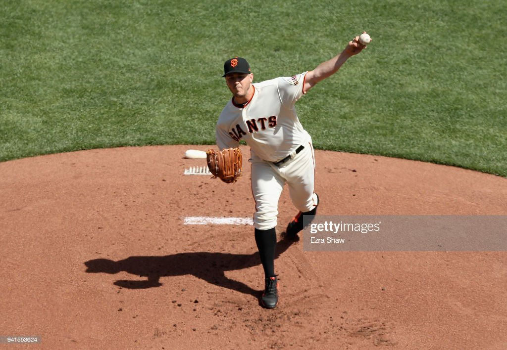 Seattle Mariners v San Franciso Giants