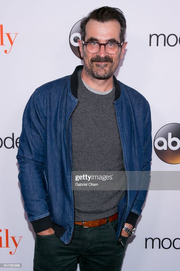 Ty Burrell arrives for the FYC Event for ABC's 'Modern Family' at Avalon on April 16, 2018 in Hollywood, California.