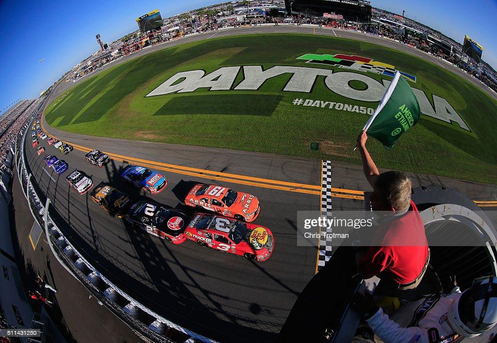 NASCAR XFINITY Series PowerShares QQQ 300
