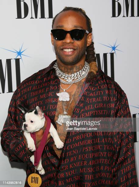 Ty Dolla $ign attends the 67th Annual BMI Pop Awards at the Beverly Wilshire Four Seasons Hotel on May 14 2019 in Beverly Hills California