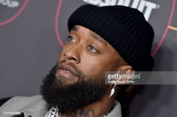 Ty Dolla $ign attends Warner Music Group Pre-Grammy Party 2020 at Hollywood Athletic Club on January 23, 2020 in Hollywood, California.