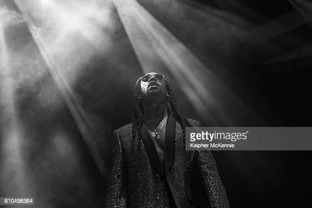 Ty Dolla $ign performs during the 1st Inaugural 'Dolla Day' at Hollywood Palladium on September 25 2016 in Los Angeles California