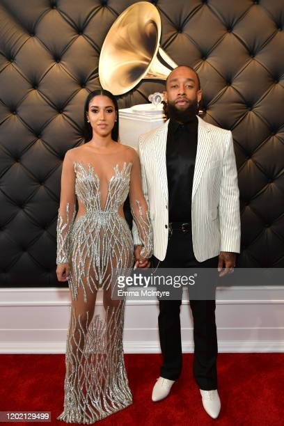 Ty Dolla Sign attends the 62nd Annual GRAMMY Awards at STAPLES Center on January 26 2020 in Los Angeles California