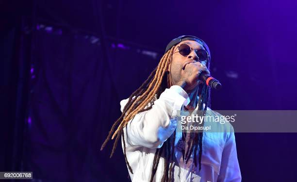 Ty Dolla Sign performs onstage during 1035 KTU's KTUphoria 2017 presented by ATT at Northwell Health at Jones Beach Theater on June 3 2017 in Wantagh...