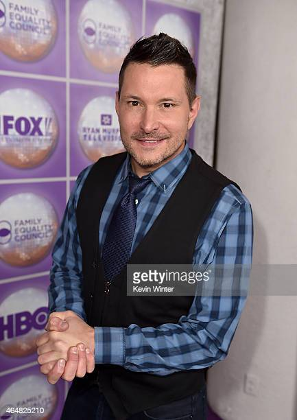 Ty Herndon attends the Family Equality Council's 2015 Los Angeles Awards dinner at The Beverly Hilton Hotel on February 28 2015 in Beverly Hills...