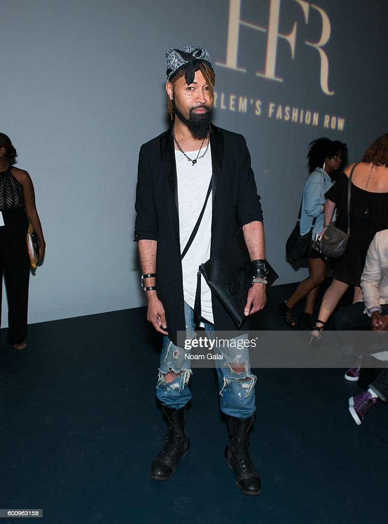 Harlem's Fashion Row - Front Row - September 2016 - New York Fashion Week