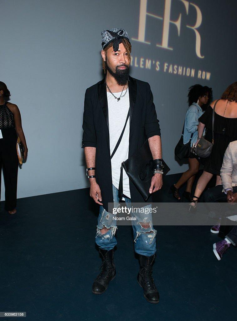 Harlem's Fashion Row - Front Row - September 2016 - New York Fashion Week