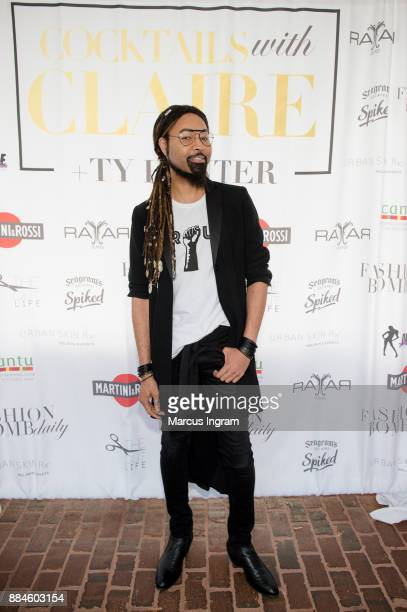 Ty Hunter attends the 'Claire and Ty Hunter Brunch' at Soho Atlanta on December 2 2017 in Atlanta Georgia