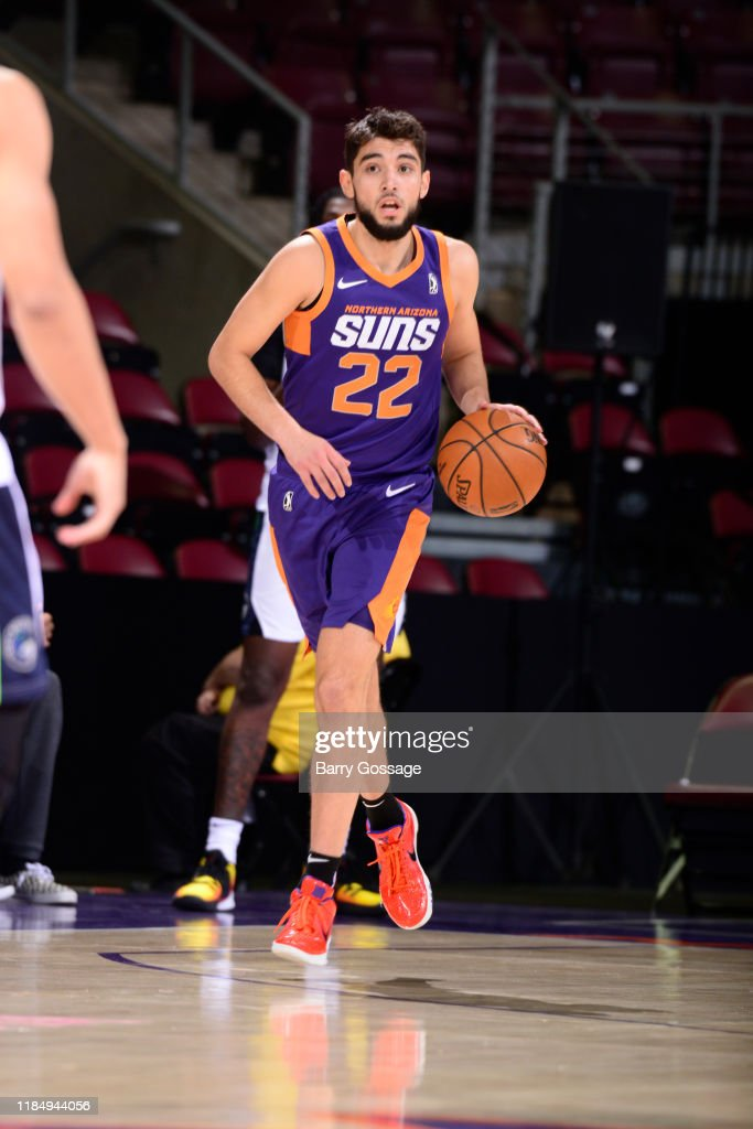 Northern Arizona Suns v Iowa Wolves : News Photo