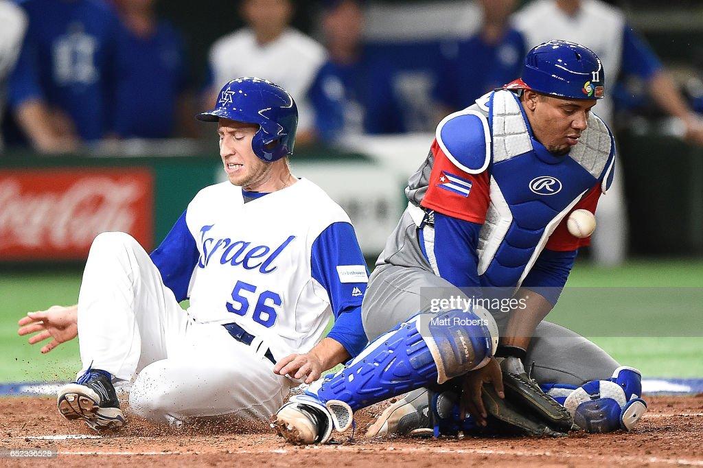 JPN: World Baseball Classic - Pool E - Game 1 - Cuba v Israel