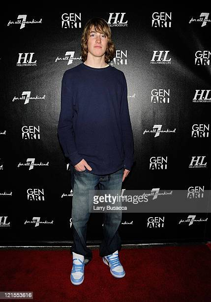 Ty Maras at 7 For All Mankind and Gen Art Celebrate 7 Fresh Faces in Film at the Hollywood Life House on January 16 2009 in Park City Utah