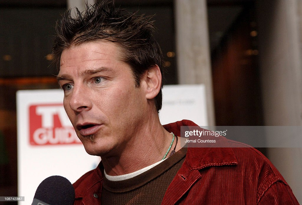 TV Guide Unveils A New Size and A New Attitude with Ty Pennington : News Photo
