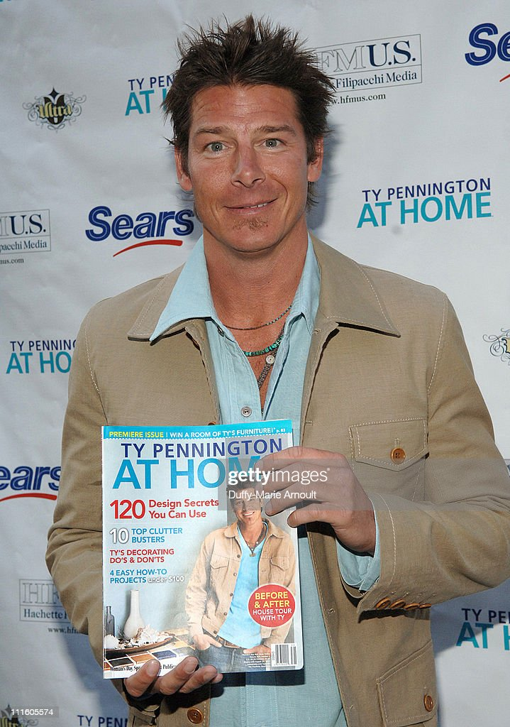 Ty Pennington At Home | The Old Wood Company