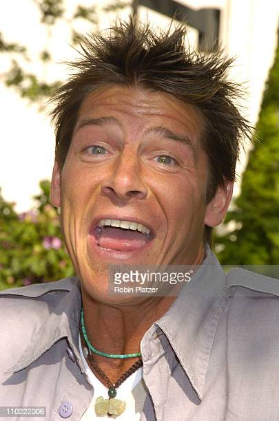 Ty Pennington of Extreme Makeover Home Edition during 2005/2006 ABC UpFront at Lincoln Center in New York City New York United States