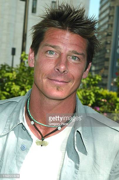 Ty Pennington of Extreme Makeover Home Edition during 2005/2006 ABC UpFronts at Lincoln Center in New York City New York United States