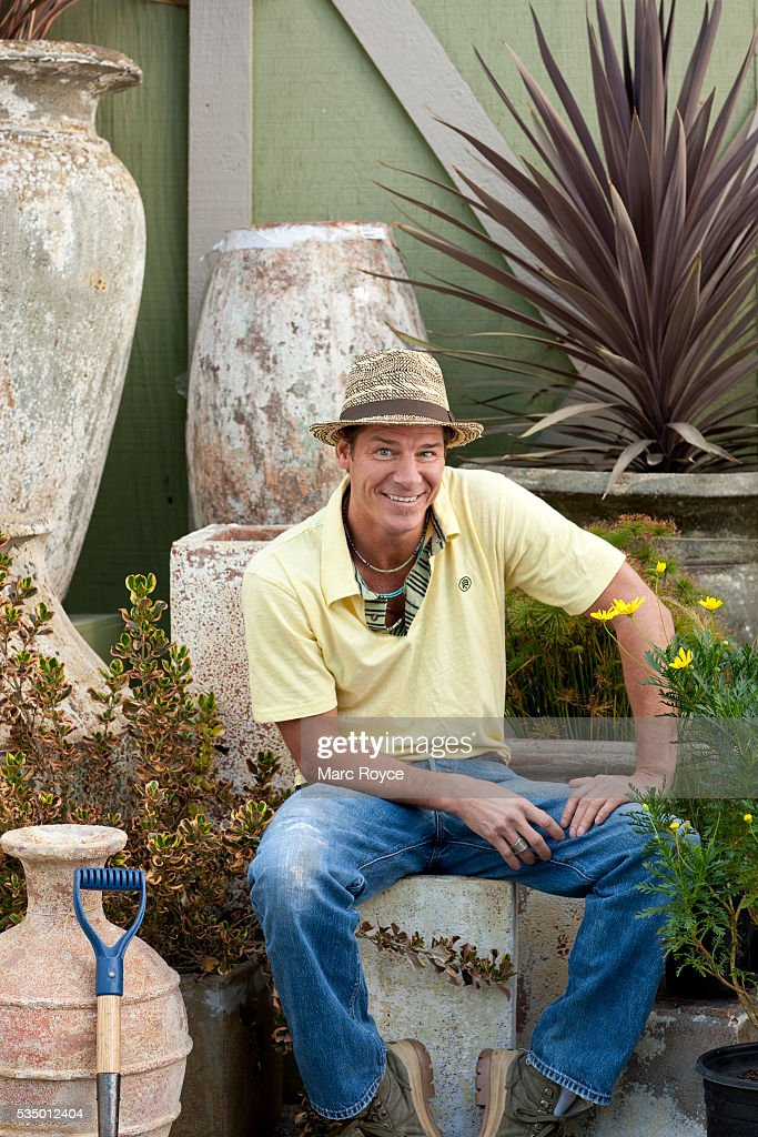 Ty Pennington : News Photo
